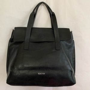 Black Kenneth Cole Tote Super cute & light weight